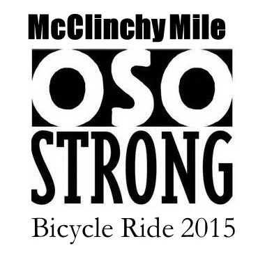 McClinchy Mile Oso Strong logo
